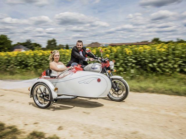 Le mariage de Alex et Anaïs à Mirecourt, Vosges 41