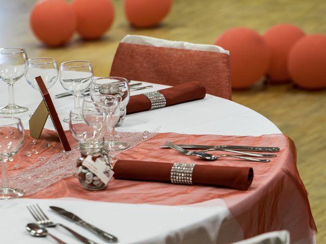 Le mariage de Alex et Anaïs à Mirecourt, Vosges 50