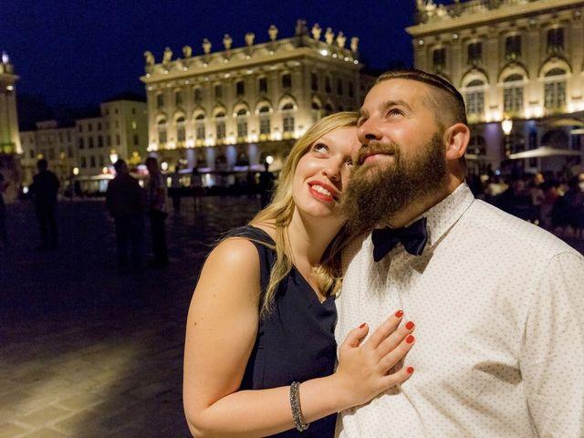 Le mariage de Alex et Anaïs à Mirecourt, Vosges 52