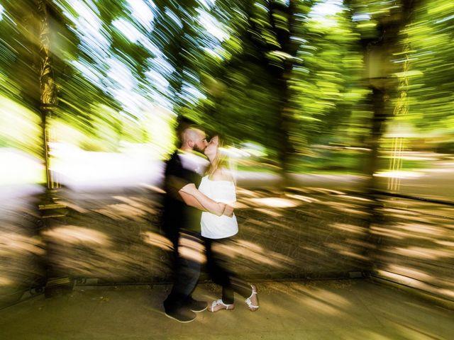 Le mariage de Alex et Anaïs à Mirecourt, Vosges 55