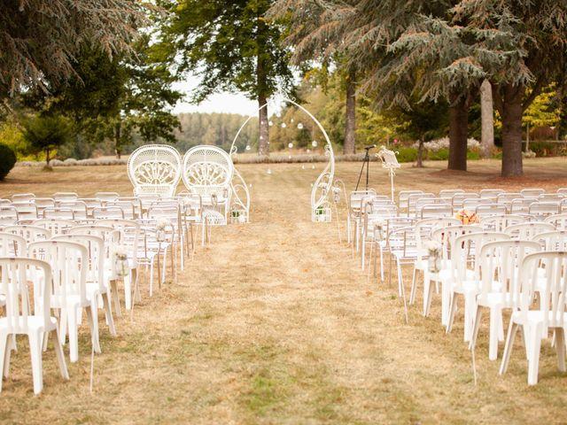 Le mariage de Marc et Marie à Saint-Rémy-du-Plain, Ille et Vilaine 9