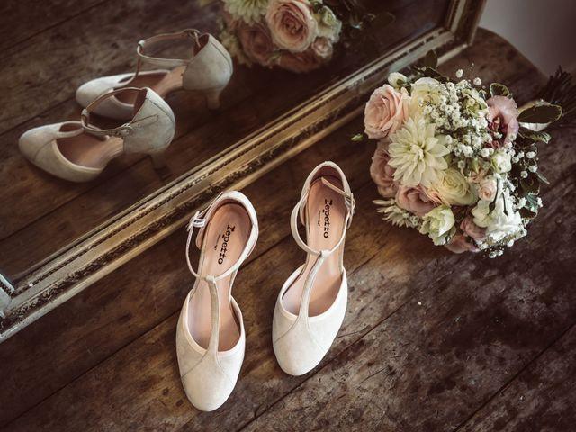 Le mariage de Edouard et Gaelle à Saint-Laurent-des-Hommes, Dordogne 8