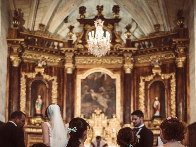 Le mariage de Edouard et Gaelle à Saint-Laurent-des-Hommes, Dordogne 20