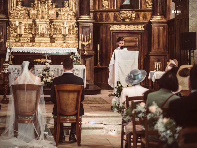 Le mariage de Edouard et Gaelle à Saint-Laurent-des-Hommes, Dordogne 22