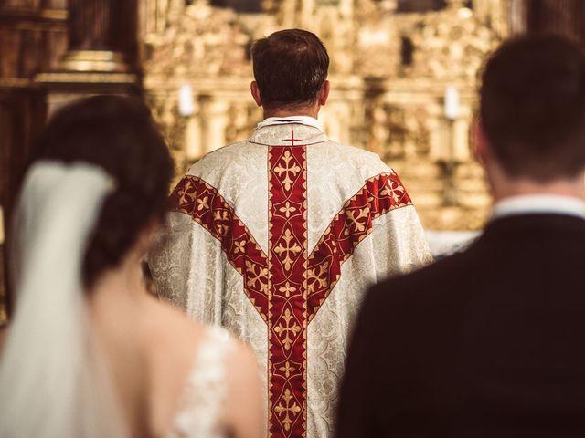 Le mariage de Edouard et Gaelle à Saint-Laurent-des-Hommes, Dordogne 23