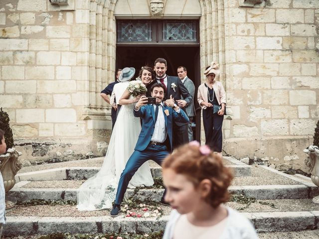 Le mariage de Edouard et Gaelle à Saint-Laurent-des-Hommes, Dordogne 25