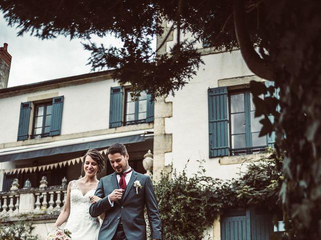 Le mariage de Edouard et Gaelle à Saint-Laurent-des-Hommes, Dordogne 39