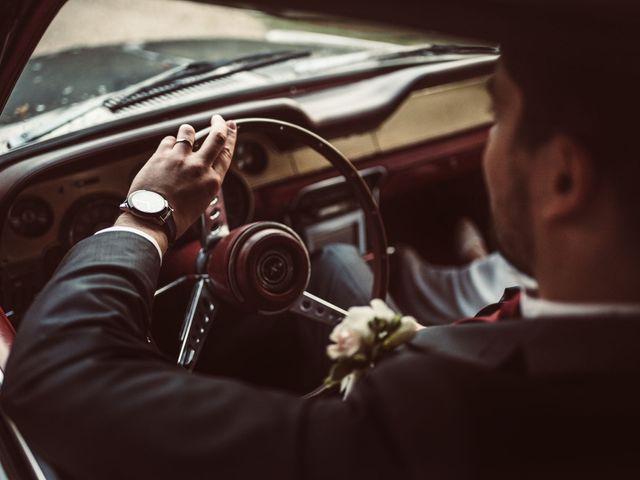 Le mariage de Edouard et Gaelle à Saint-Laurent-des-Hommes, Dordogne 46