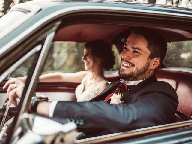 Le mariage de Edouard et Gaelle à Saint-Laurent-des-Hommes, Dordogne 47