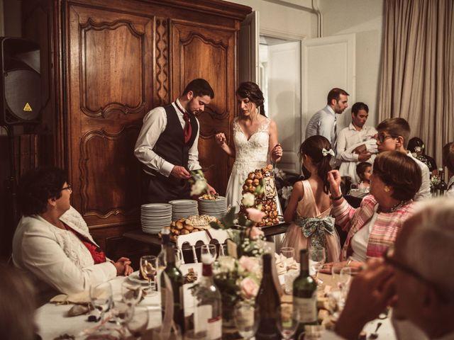 Le mariage de Edouard et Gaelle à Saint-Laurent-des-Hommes, Dordogne 49