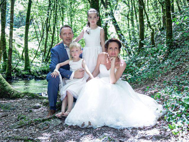 Le mariage de Florence et Fredéric à Tulle, Corrèze 3