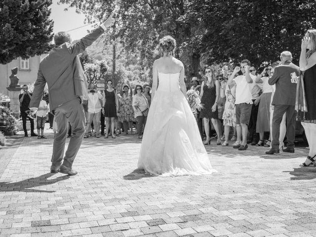 Le mariage de Florence et Fredéric à Tulle, Corrèze 21