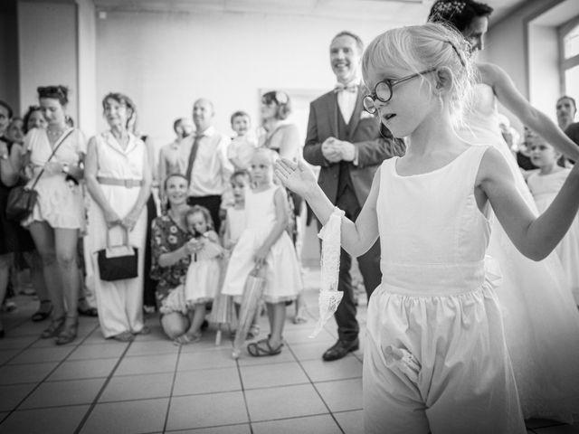 Le mariage de Florence et Fredéric à Tulle, Corrèze 32