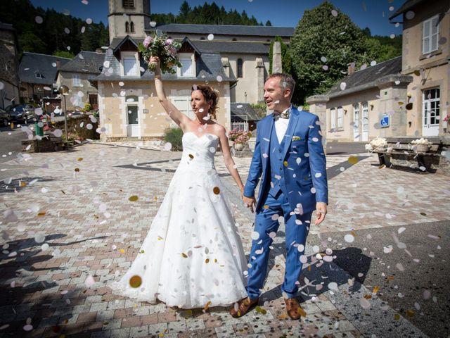 Le mariage de Florence et Fredéric à Tulle, Corrèze 33