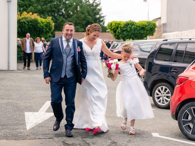 Le mariage de Laurent et Adélaïde à Le Cellier, Loire Atlantique 5