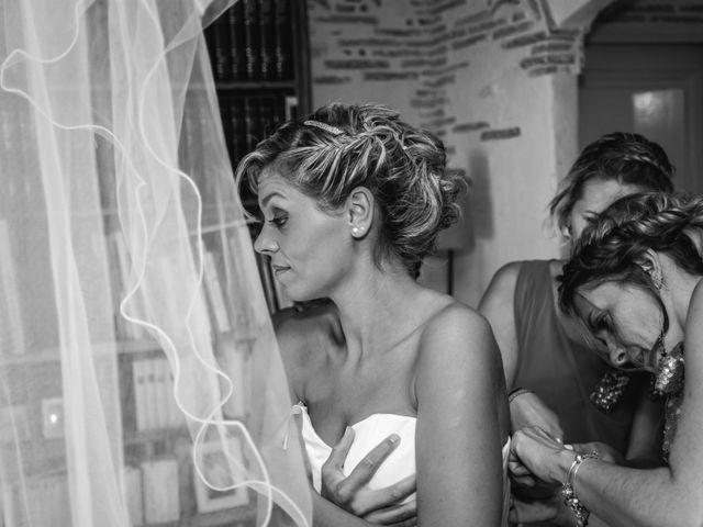Le mariage de Fred et Marie à Cuq-Toulza, Tarn 1