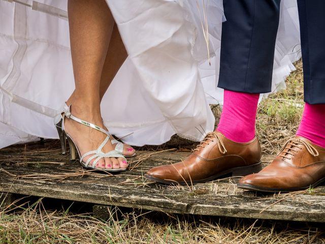 Le mariage de Fred et Marie à Cuq-Toulza, Tarn 5