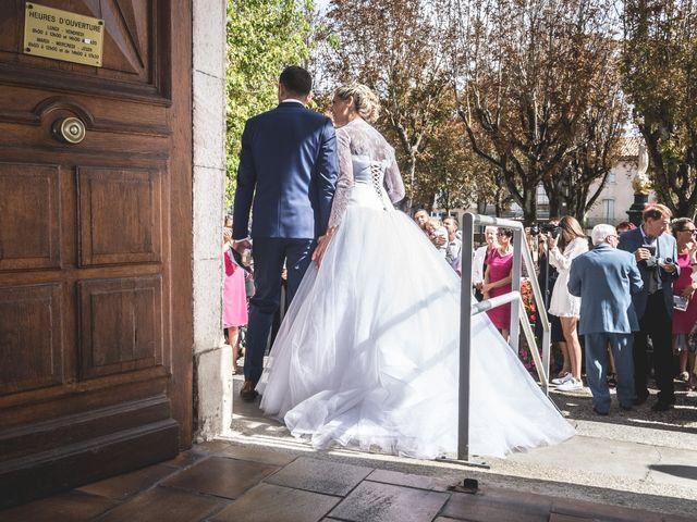 Le mariage de Fred et Marie à Cuq-Toulza, Tarn 8