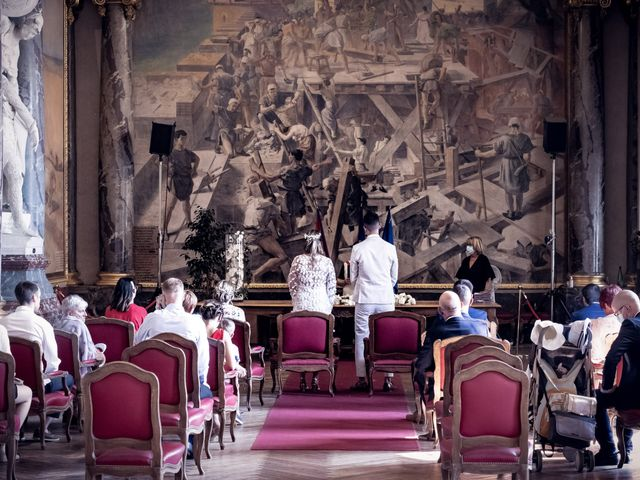Le mariage de Romain et Morgane à Toulouse, Haute-Garonne 3