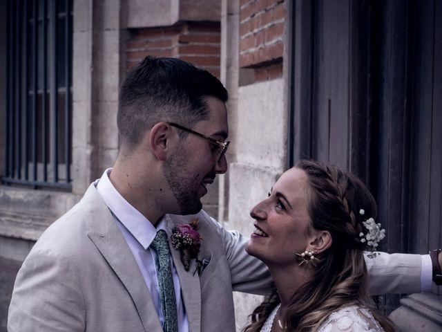 Le mariage de Romain et Morgane à Toulouse, Haute-Garonne 5