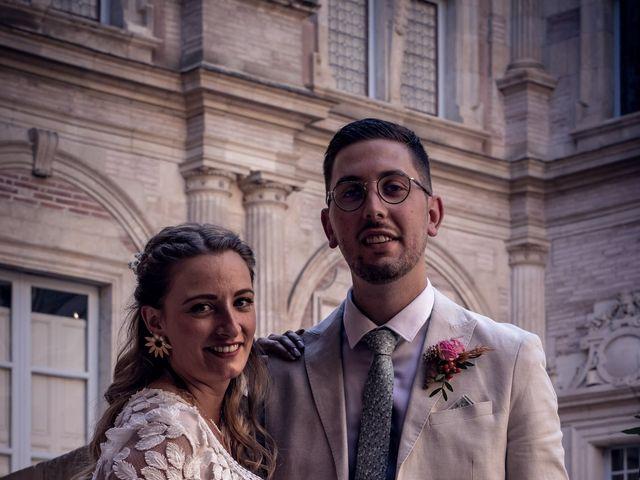 Le mariage de Romain et Morgane à Toulouse, Haute-Garonne 6