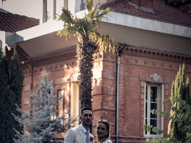 Le mariage de Romain et Morgane à Toulouse, Haute-Garonne 12