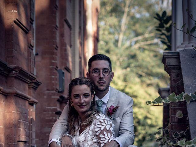 Le mariage de Romain et Morgane à Toulouse, Haute-Garonne 13