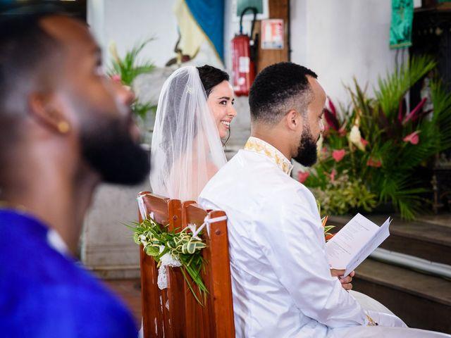 Le mariage de Rodny et Cannelle à Les Trois-Îlets, Martinique 15
