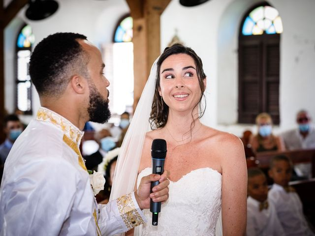 Le mariage de Rodny et Cannelle à Les Trois-Îlets, Martinique 18