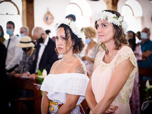 Le mariage de Rodny et Cannelle à Les Trois-Îlets, Martinique 19