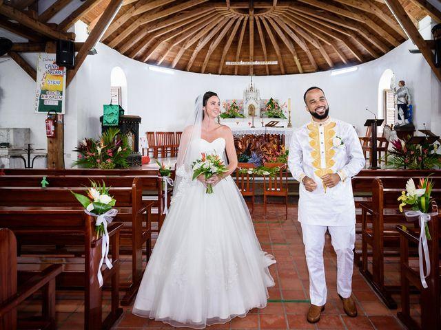 Le mariage de Rodny et Cannelle à Les Trois-Îlets, Martinique 20