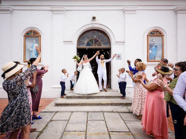Le mariage de Rodny et Cannelle à Les Trois-Îlets, Martinique 21