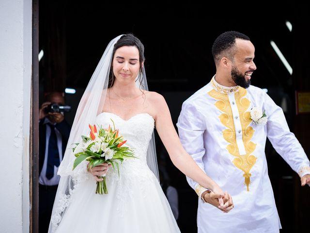 Le mariage de Rodny et Cannelle à Les Trois-Îlets, Martinique 22