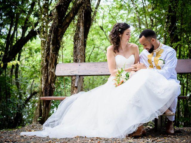 Le mariage de Rodny et Cannelle à Les Trois-Îlets, Martinique 24