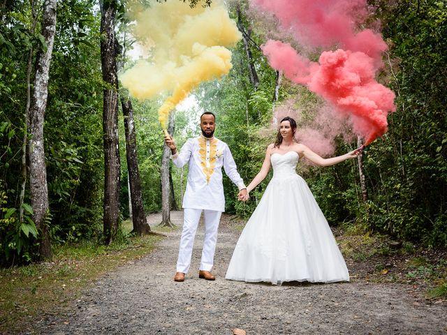 Le mariage de Rodny et Cannelle à Les Trois-Îlets, Martinique 29