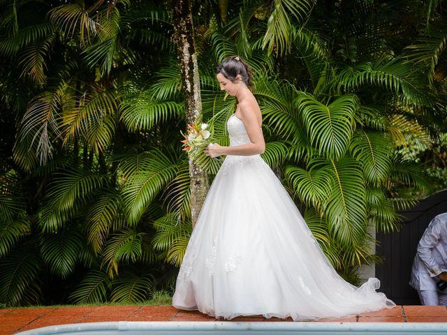 Le mariage de Rodny et Cannelle à Les Trois-Îlets, Martinique 31