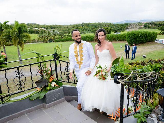 Le mariage de Rodny et Cannelle à Les Trois-Îlets, Martinique 37