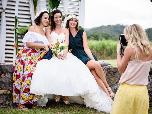 Le mariage de Rodny et Cannelle à Les Trois-Îlets, Martinique 38