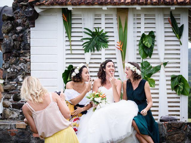 Le mariage de Rodny et Cannelle à Les Trois-Îlets, Martinique 39
