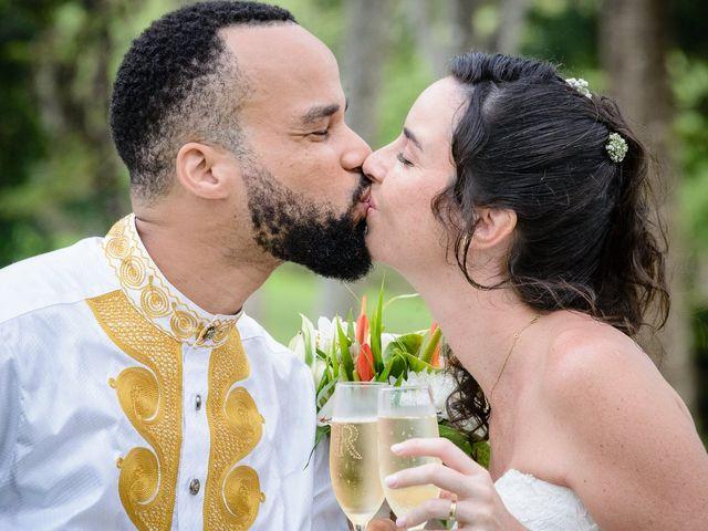 Le mariage de Rodny et Cannelle à Les Trois-Îlets, Martinique 40