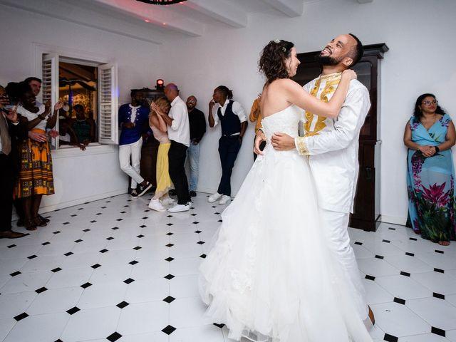 Le mariage de Rodny et Cannelle à Les Trois-Îlets, Martinique 44