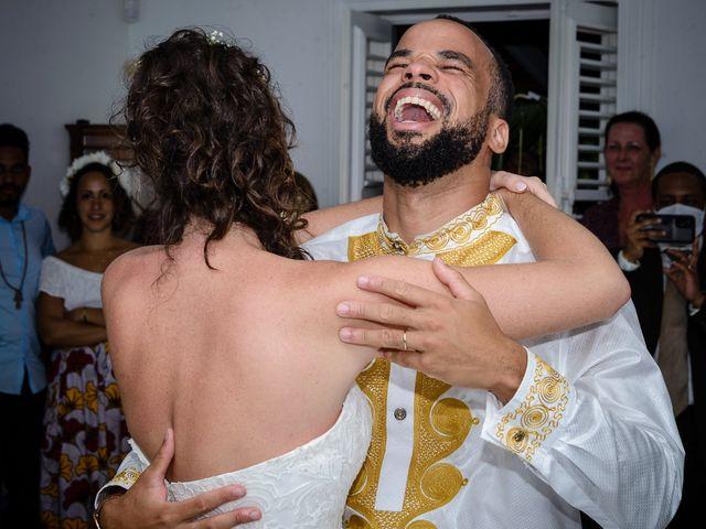 Le mariage de Rodny et Cannelle à Les Trois-Îlets, Martinique 46