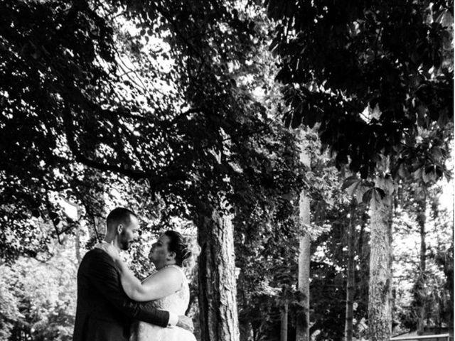 Le mariage de Olivier  et Anaïs  à Andouillé, Mayenne 1