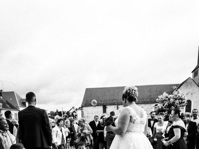 Le mariage de Olivier  et Anaïs  à Andouillé, Mayenne 7