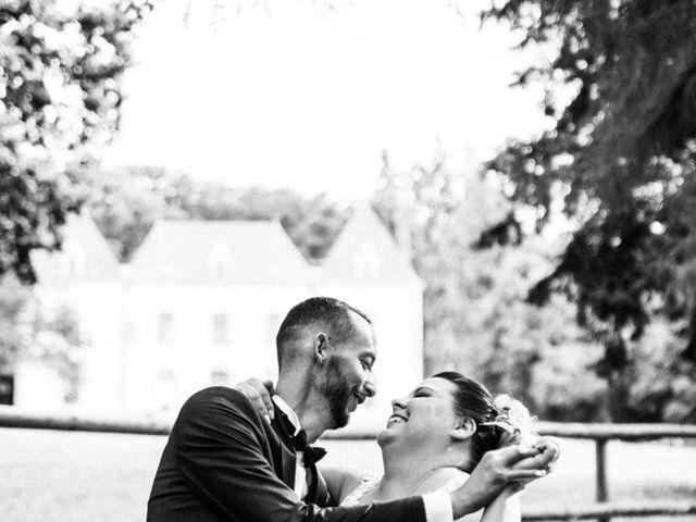 Le mariage de Olivier  et Anaïs  à Andouillé, Mayenne 12