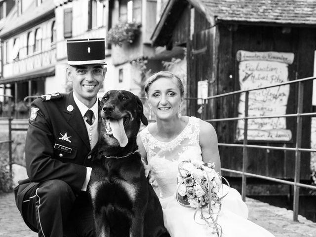 Le mariage de Cédric et Gwen  à Kaysersberg, Haut Rhin 7