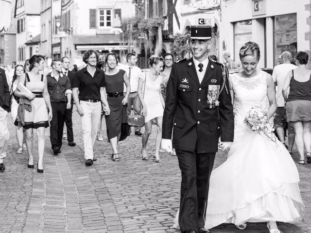Le mariage de Cédric et Gwen  à Kaysersberg, Haut Rhin 8