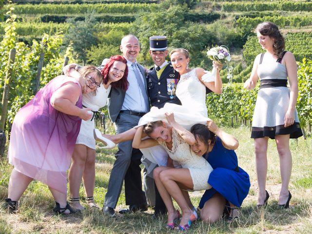 Le mariage de Cédric et Gwen  à Kaysersberg, Haut Rhin 12