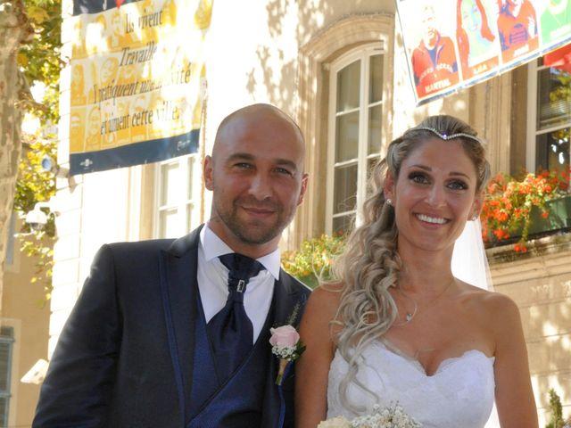 Le mariage de Betty  et Cyril  à Orgon, Bouches-du-Rhône 11