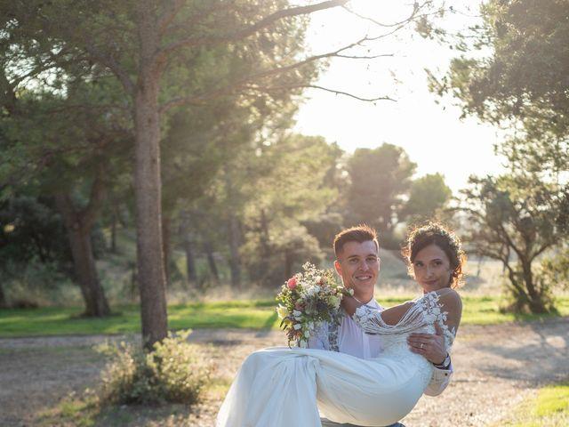 Le mariage de Benjamin et Clothilde à Saint-Chamas, Bouches-du-Rhône 6